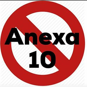 Memoriu privind Anexa nr.10 la Regulamentul-cadru